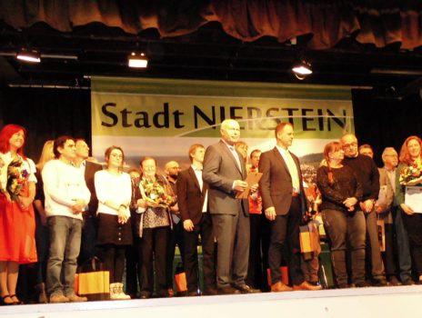 Neujahrsempfang der Stadt Nierstein