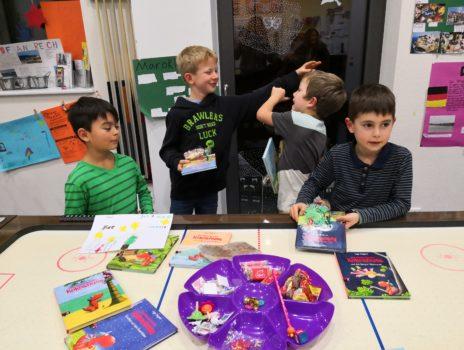 Das Kinderprogramm der Stadt Nierstein