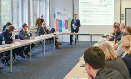 Fachgespräch Automotive zeigt Perspektiven für die Rüsselsheimer Automobilbranche auf