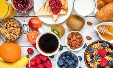 Gesundes Frühstück – ein guter Start in den Tag