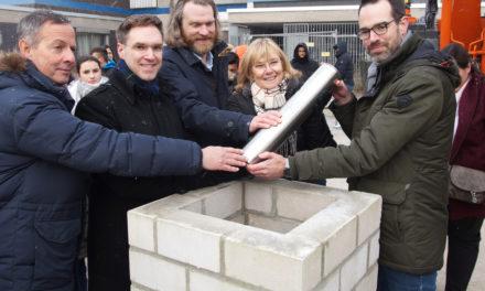 Grundstein für eine fitte Schulzukunft gelegt