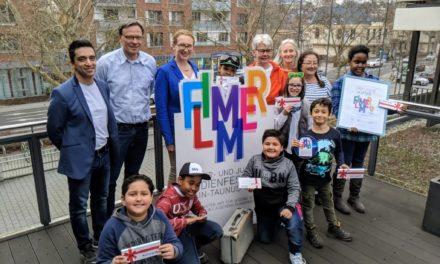 "Flimmer-Festival: Erster Preis für Hofheimer Projekt ""Make X"""