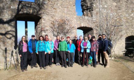 Fitnesswanderung: Burgensteig von Alsbach Hähnlein über Melibokus nach Bensheim