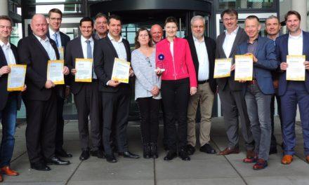 """""""Spar-Euro"""": Ginsheim-Gustavsburg erhält Auszeichnung für IKZ-Projekt"""