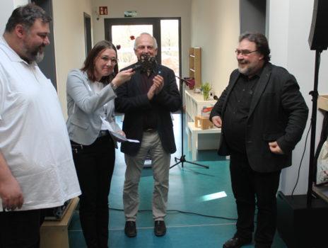 Mühlbachstörche feiern Eröffnung