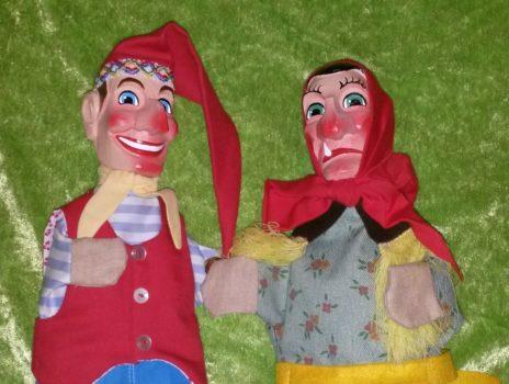JoHa's Puppenbühne auf Rheinhessentour