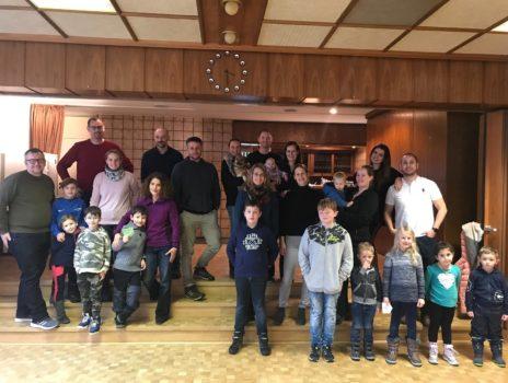 Schnitzeljagd der Familienkultour