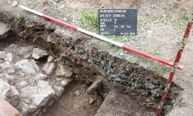 Ausgrabungen an der Festung besichtigen