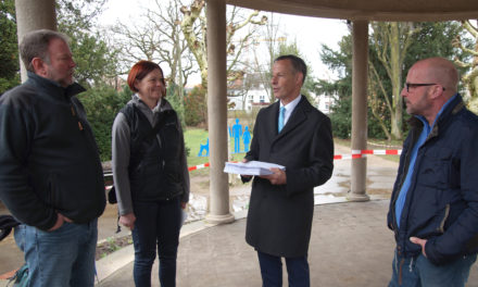 Petition für Weihnachtsmarkt im Verna-Park