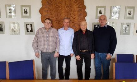 Stadt Nierstein unterstützt genossenschaftliches Wohnbauprojekt