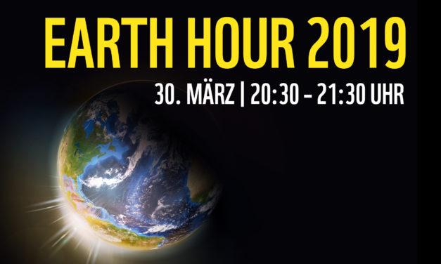 WWF Earth Hour 2019 – Für einen lebendigen Planeten