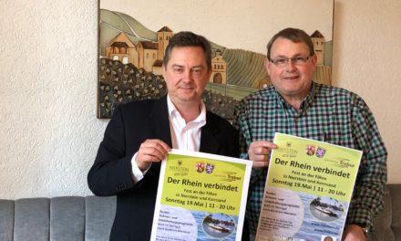 """<span class=""""entry-title-primary"""">Der Rhein verbindet</span> <span class=""""entry-subtitle"""">Zweites bundesländerübergreifendes Fest am 19. Mai in Nierstein und am Kornsand</span>"""