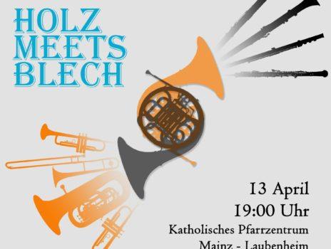 Holz meets Blech