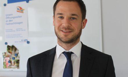 Mainzer Volksbank legt viel Wert auf Kundennähe Ebersheim