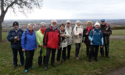 Die SKG Wanderer im Odenwald