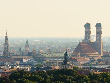 München ist immer eine Reise wert