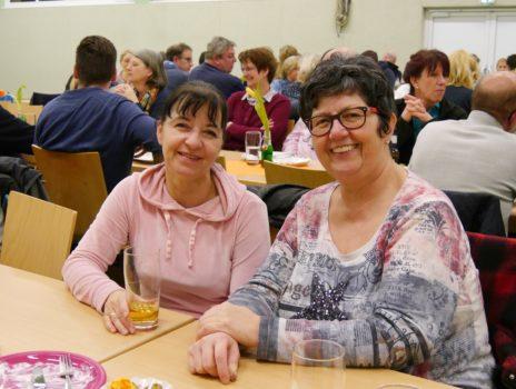 Grüsse an die Landfrauen in Mommenheim