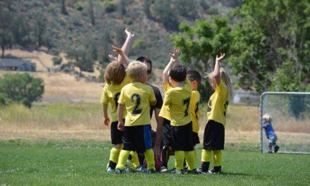 Oster Fußball Camp für Kinder