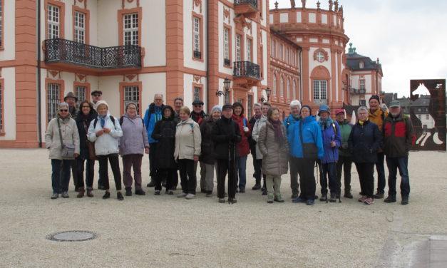 Wanderung des Turnverein Bischofsheim