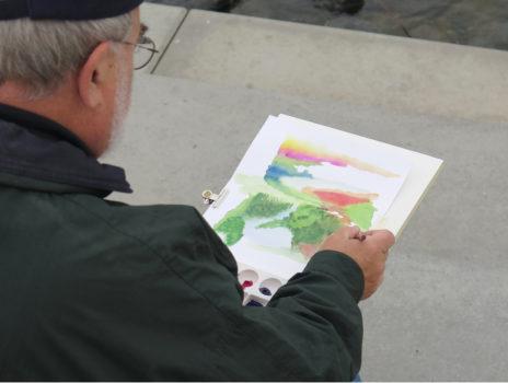 Mit Urban Sketching die Stadt entdecken