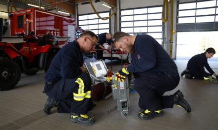 Gemeinsamer Prüftag der Flörsheimer Feuerwehren 2019