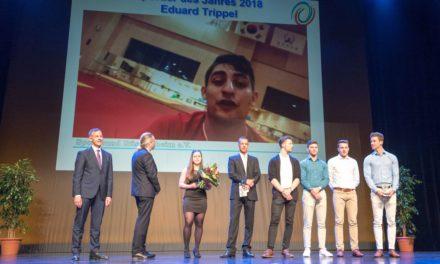 Sportlerehrung 2018: So sehen Sieger aus