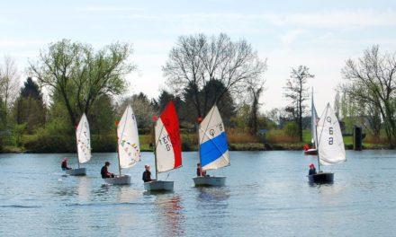 Segler starten mit feierlicher Bootstaufe in die Saison