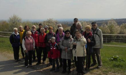 Rundwanderung der SKG Freizeitwanderer von Bad Soden zur Roten Mühle