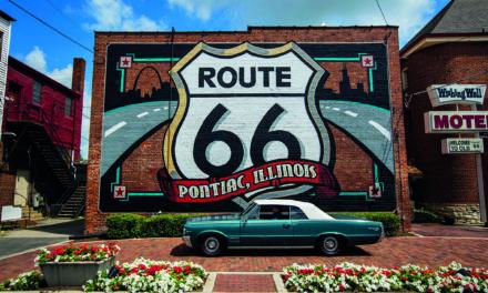 Roadtrip auf der legendären Route 66 in Illinois