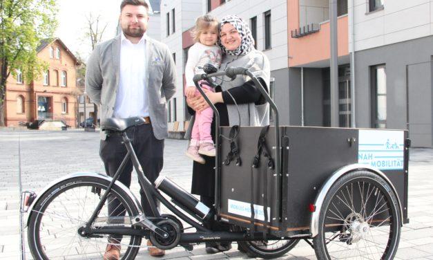 Flörsheimer testen E-Bikes