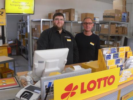 Die Laubenheimer Postagentur