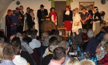 """<span class=""""entry-title-primary"""">Pfarrer Ernst: """"Ein Wunder ist geschehen!""""</span> <span class=""""entry-subtitle"""">Theatergruppe Grauburgunder führt ihr neues Stück auf</span>"""