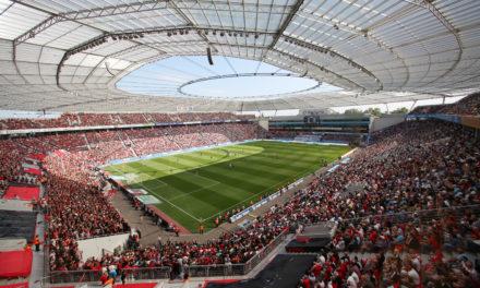 """<span class=""""entry-title-primary"""">Bundesliga-Fußball live erleben</span> <span class=""""entry-subtitle"""">Förderverein bietet Fahrt zum Spiel Leverkusen gegen Frankfurt an</span>"""