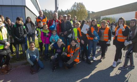 200 Helferinnen und Helfer beim Umwelttag Königstädten
