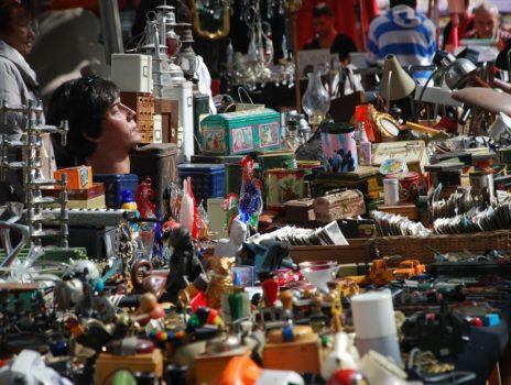 Hofflohmarkt im Böllensee