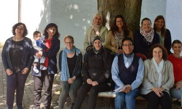 Deutschkurs für Frauen mit Kinderbetreuung startet in Guntersblum