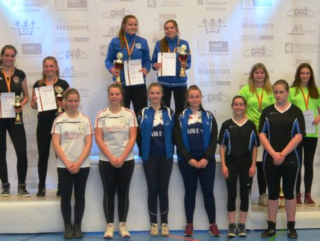 Deutsche Meisterschaft – Radpolo U19