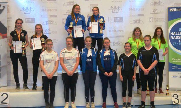 """<span class=""""entry-title-primary"""">Deutsche Meisterschaft – Radpolo U19</span> <span class=""""entry-subtitle"""">Karheiding/Guthmann holen Silber</span>"""