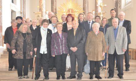 """<span class=""""entry-title-primary"""">Kommunionjubiläum am 05. Mai 2019 in Mainz-Laubenheim</span> <span class=""""entry-subtitle"""">Zweifelt nie an der Liebe Jesu und habt stets Vertrauen in ihn</span>"""