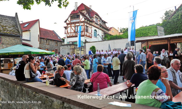 50 Jahre Verkehrsverein Guntersblum / Rhein e.V.