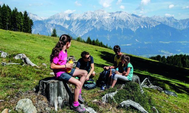 Urlaub für Entdecker in den Tiroler Bergen