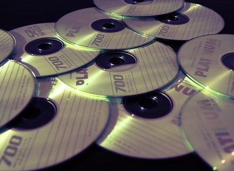 Alt-DVDs und CDs belasten die Umwelt