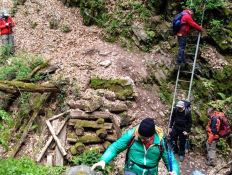 30 Kilometer und über 1.000 Höhenmeter galt es zu bewältigen