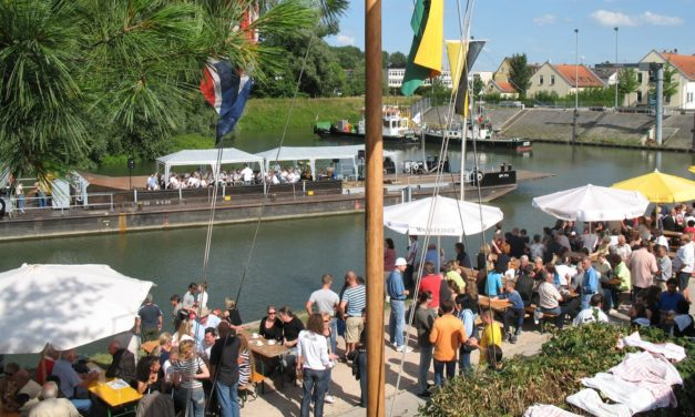 Das Oppenheimer Hafenfest am 16. Juni