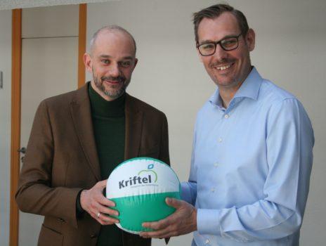 """Landesprogramm """"Sport und Flüchtlinge"""""""