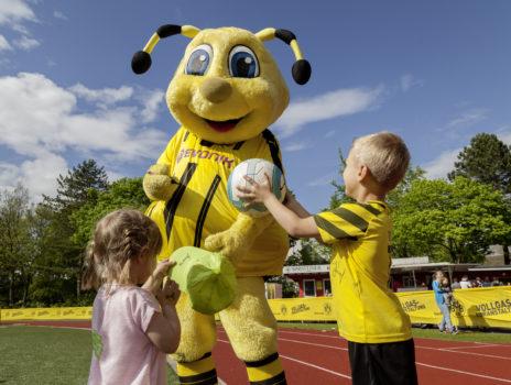 Fußballturnier in Rüsselsheim: Noch sind Anmeldungen zum BVB Family Cup möglich