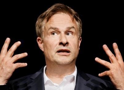 Lars Reichow ist Vereinsbotschafter von Trauernde Eltern & Kinder Rhein-Main e. V.
