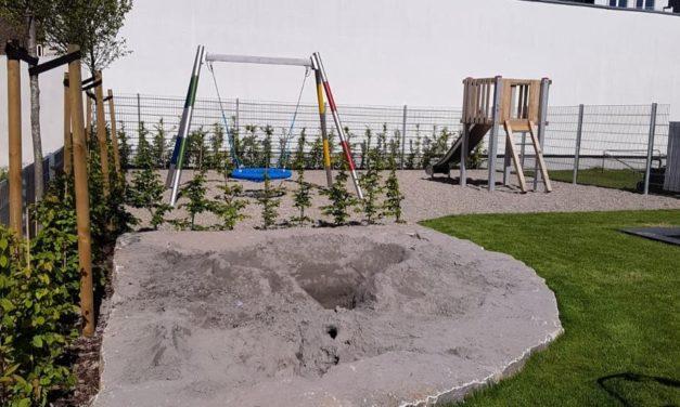 """Neuer Kinderspielplatz """"An der Glöck"""" in Nierstein wird eingeweiht"""