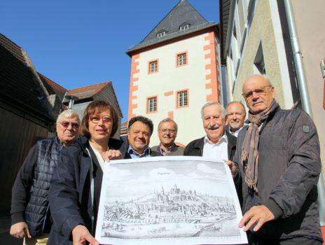 """""""Tore in die Vergangenheit – auf Spurensuche nach der Oppenheimer Stadtbefestigung"""""""