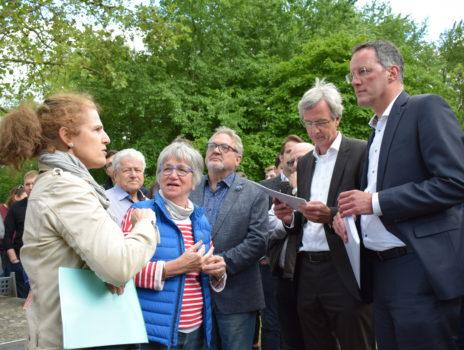 Laubenheim wehrt sich